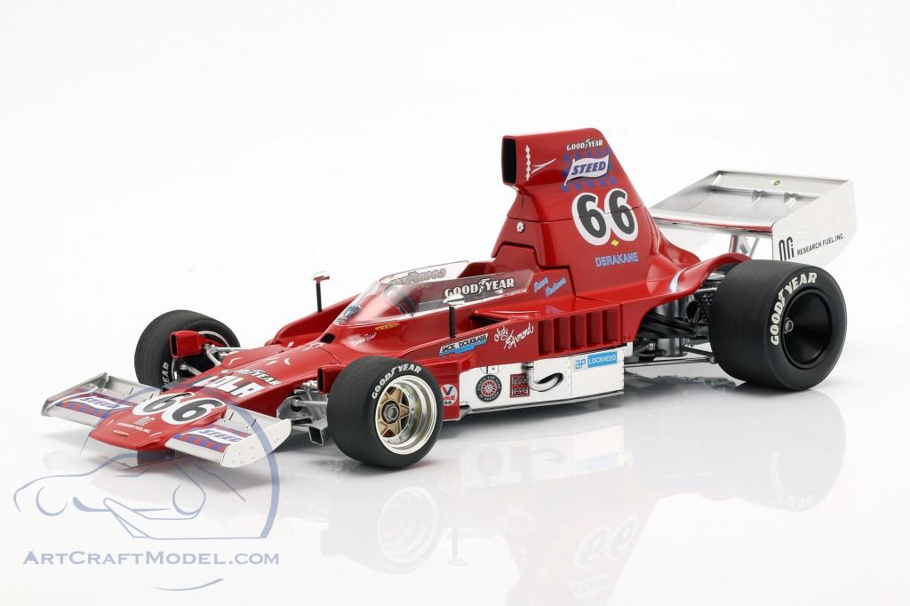 Brian Redman Lola T332 #66 F5000 Champion 1974