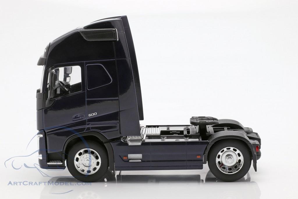 Volvo FH (4x2) Tractor year 2016 dark blue