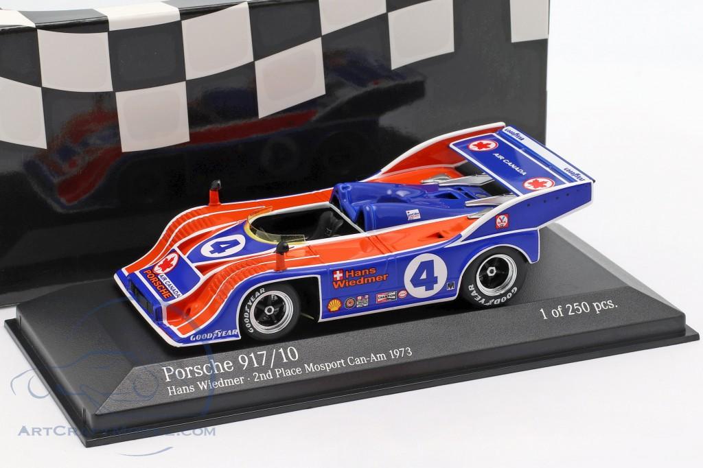 1:18 Minichamps Porsche 917//10  #4 CAN-AM  Hans Wiedmer 1973