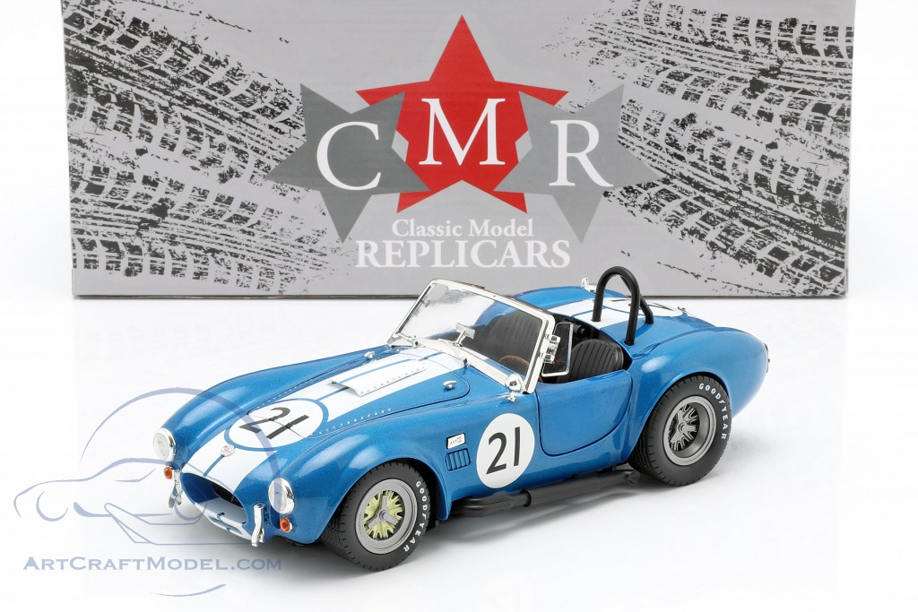 Courage 1:12 Cmr Ferrari 412 P# 23 24h Lemans 1967 Attwood