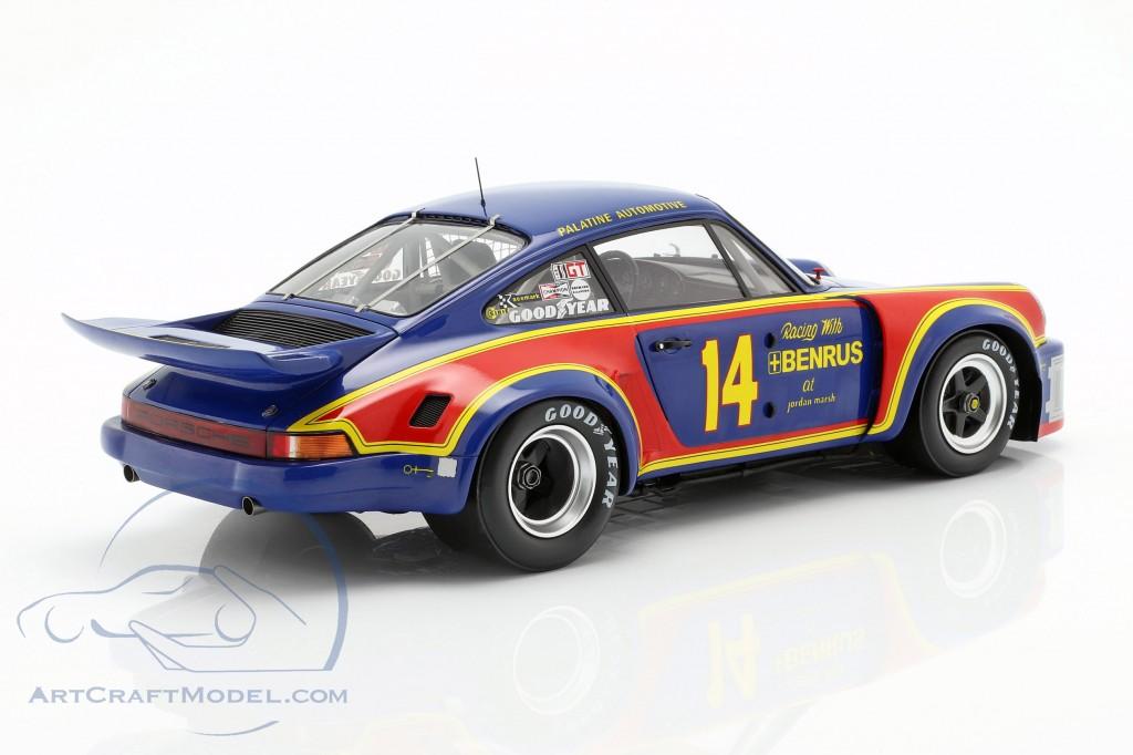 Porsche 911 Carrera RSR #14 Winner 12h Sebring 1976 Holbert, Keyser