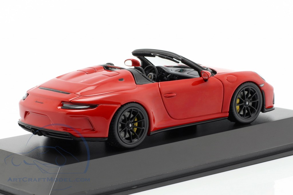 Porsche 911 (991 II) Speedster year 2019 Indian red