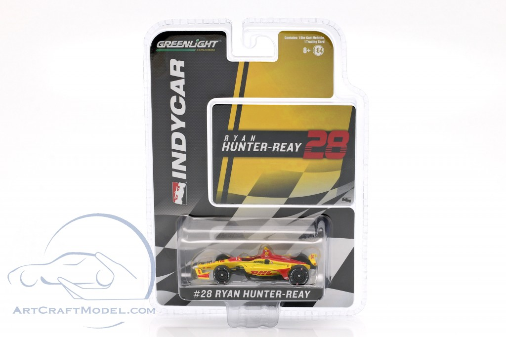 Ryan Hunter-Reay Honda #28 Indycar Series 2019 Andretti Autosport