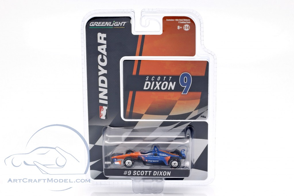 Scott Dixon Honda #9 Indycar Series 2019 Chip Ganassi Racing
