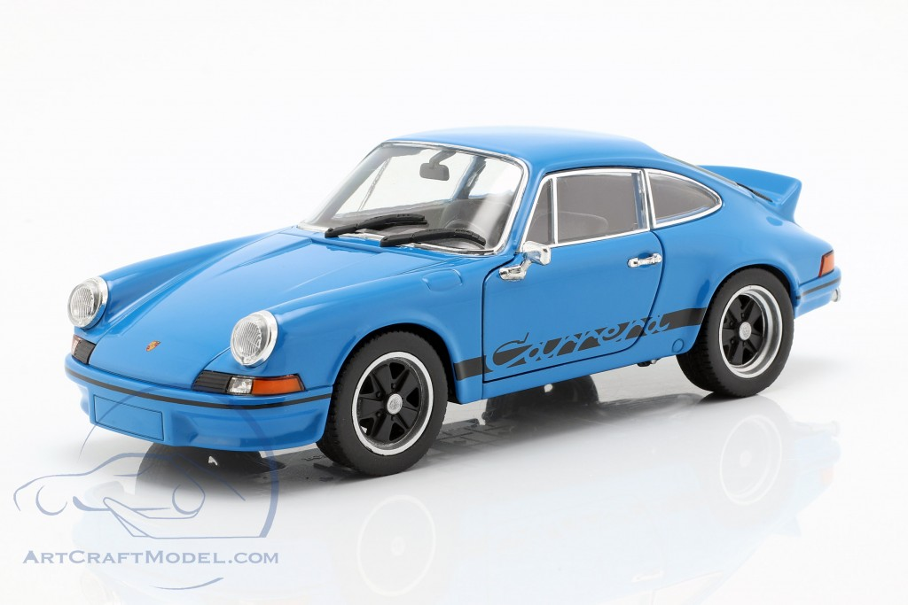 Porsche 911 Carrera RS year 1973 underglaze blue