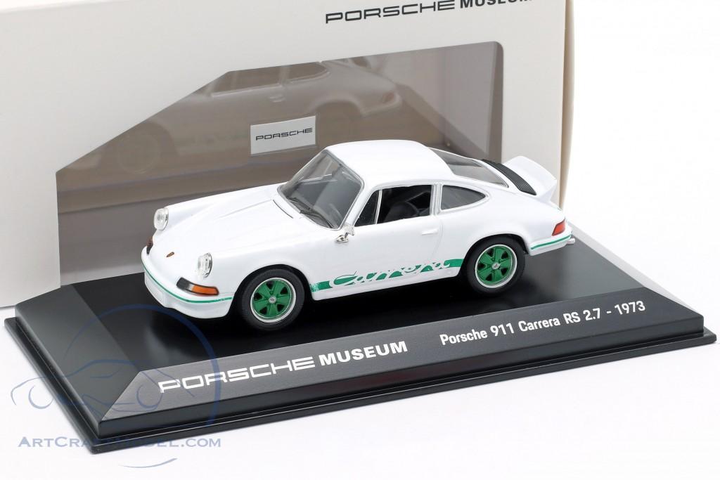 Porsche 911 Carrera RS Year 1973 white