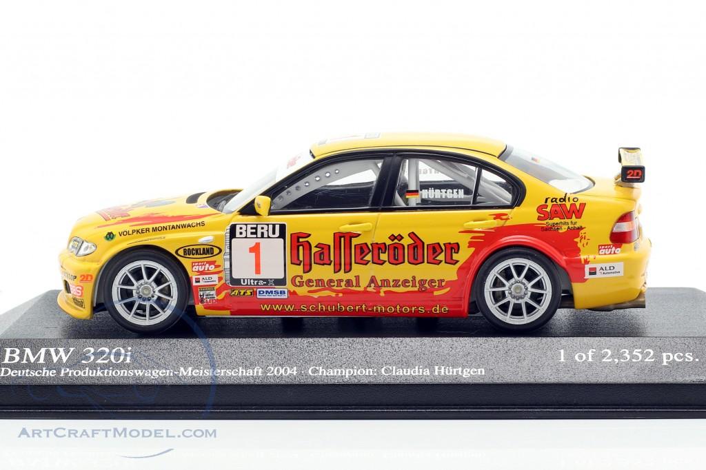 BMW 320i #1 DPM 2004 Claudia Hürtgen