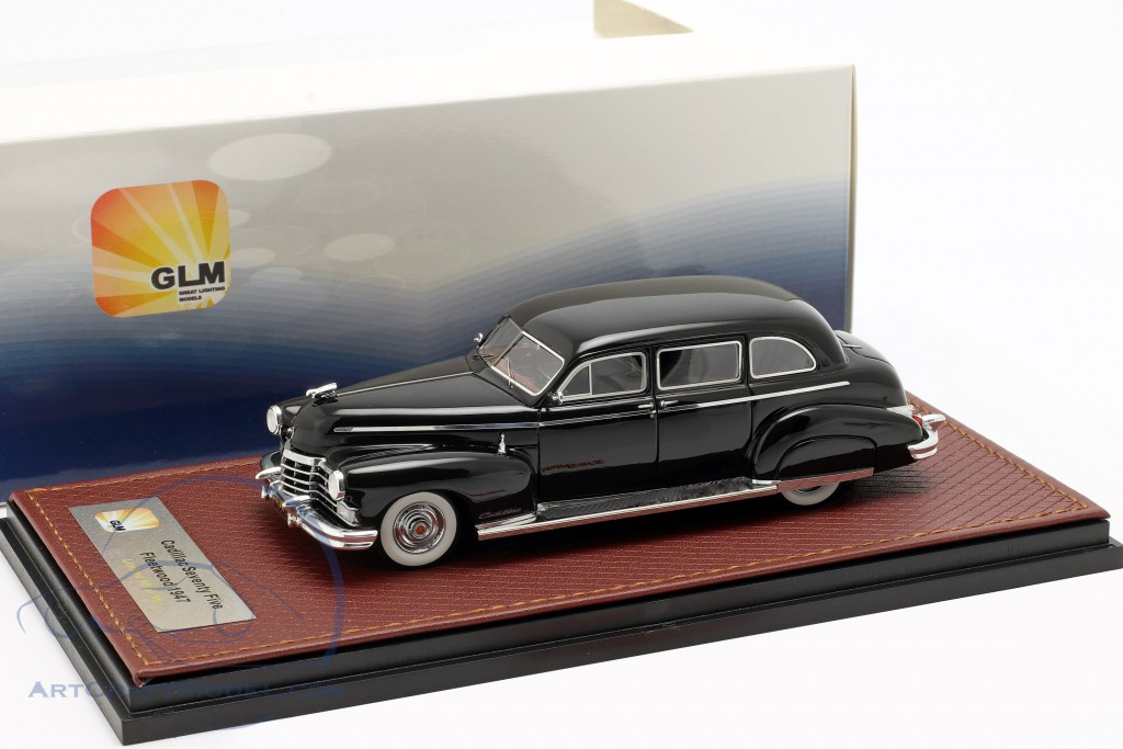 Cadillac Fleetwood 75 year 1947 black  GLM