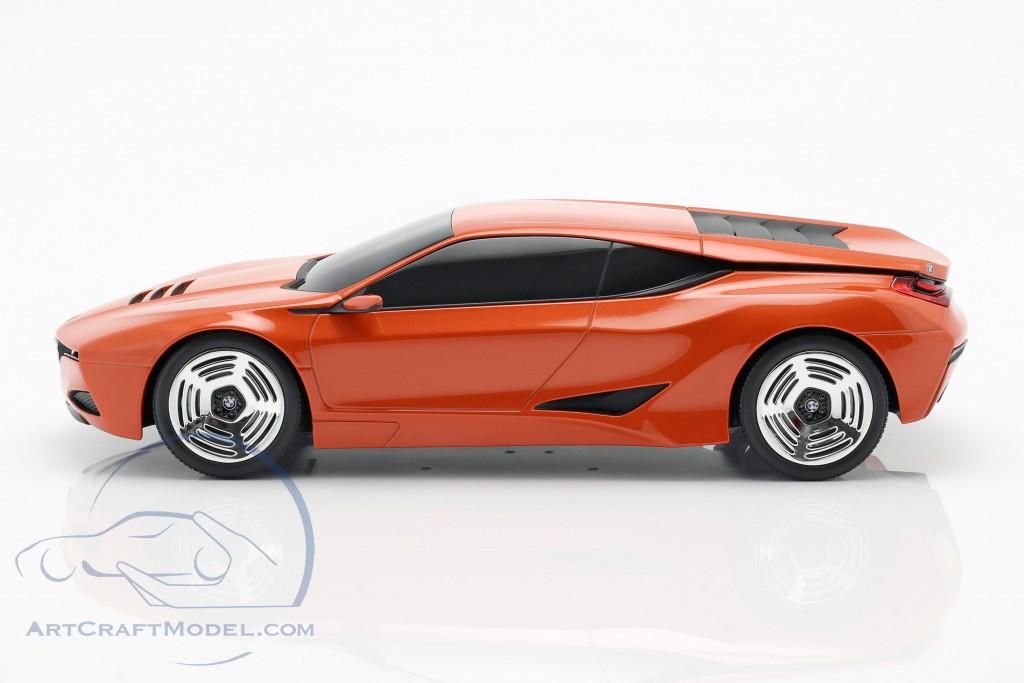 1:18 Norev BMW M1  Hommage orangemetallic