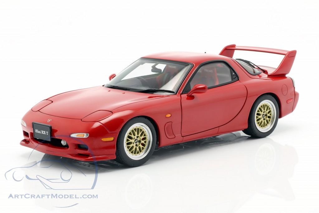 Mazda Portal Login >> Mazda Efini RX-7 (FD) Tuned Version Year 1991 red - 75969 ...