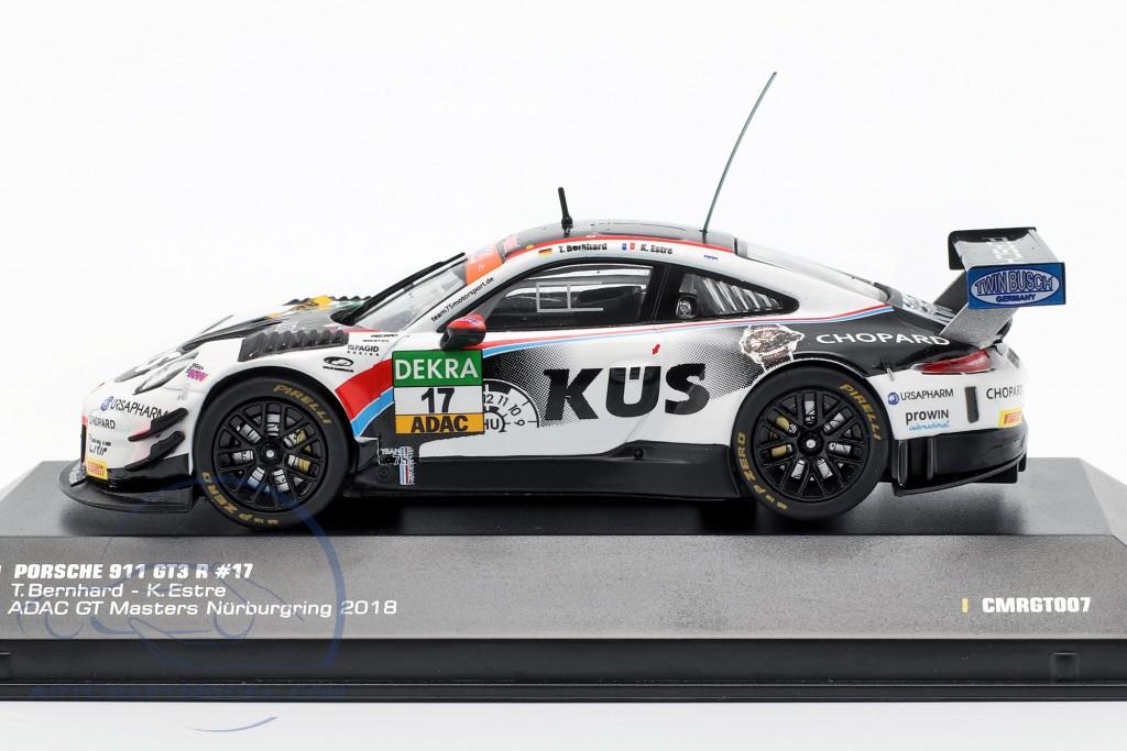 Porsche 911 (991) GT3 R #17 GT Masters 2018 Bernhard, Estre