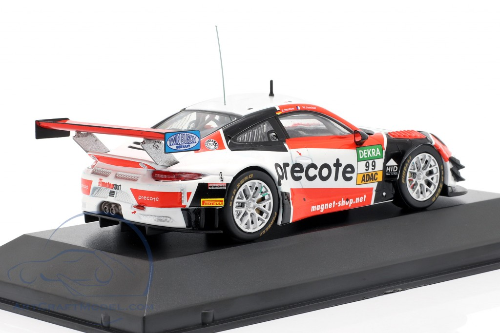 Porsche 911 (991) GT3 R #99 GT Masters Champion 2018 Renauer, Jaminet