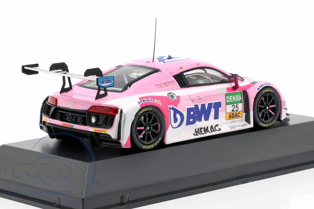 Audi R8 LMS #25 GT Masters Nürburgring 2018 Feller, Haase