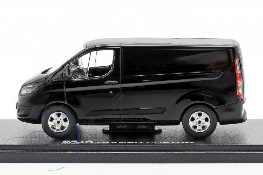 Ford Transit Custom V362 year 2016 black