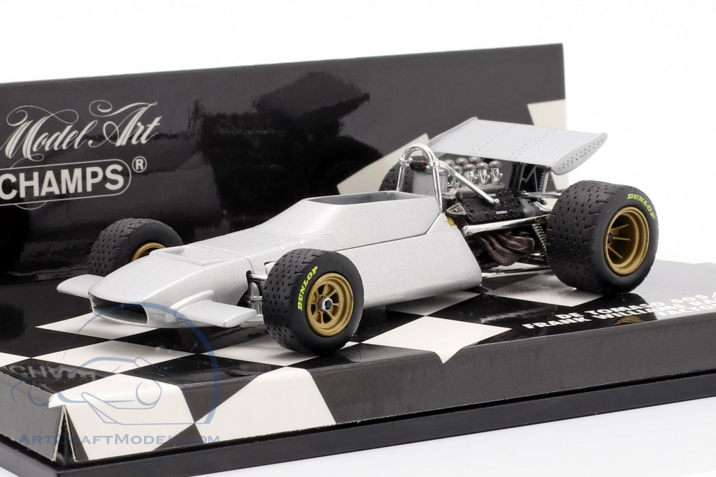 De Tomaso 505/38 Ford Factory Roll Out  Formula 1 1970
