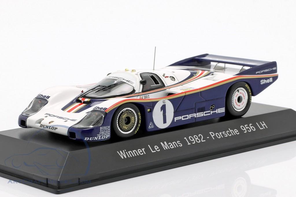 Porsche 956 LH #1 Winner 24 LeMans 1982 Ickx / Bell
