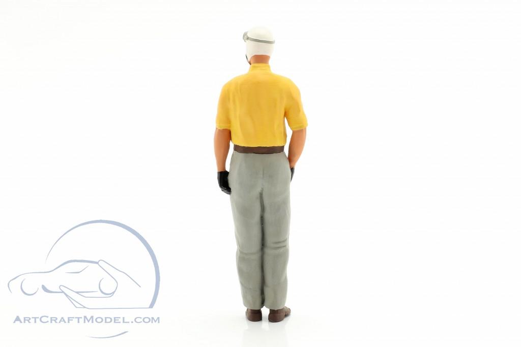 Tazio N. Figure formule une figure historique manufacture