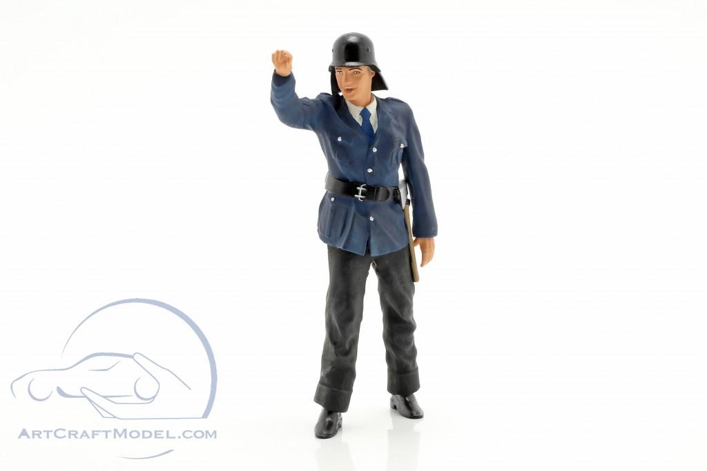 Firefighter Figure  FigurenManufaktur