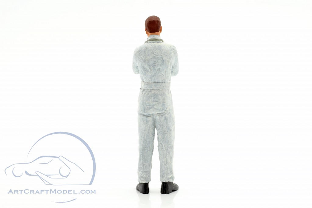 Rudolf C. Racer Figure  FigurenManufaktur