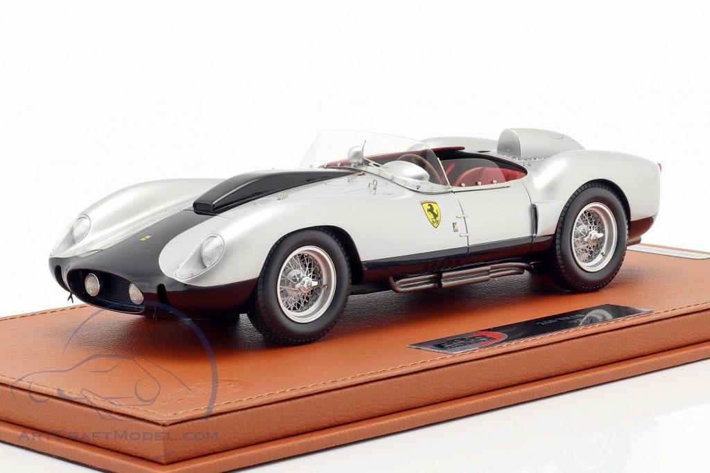 Ferrari TR58 Street Version 1958 silver  BBR
