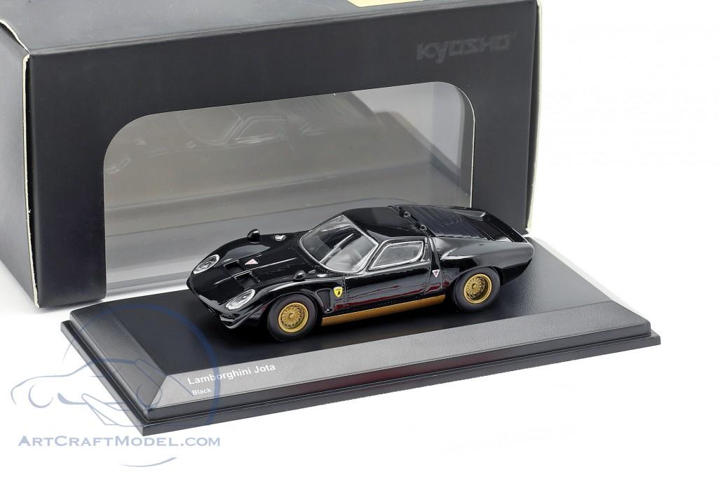 Lamborghini JOTA black
