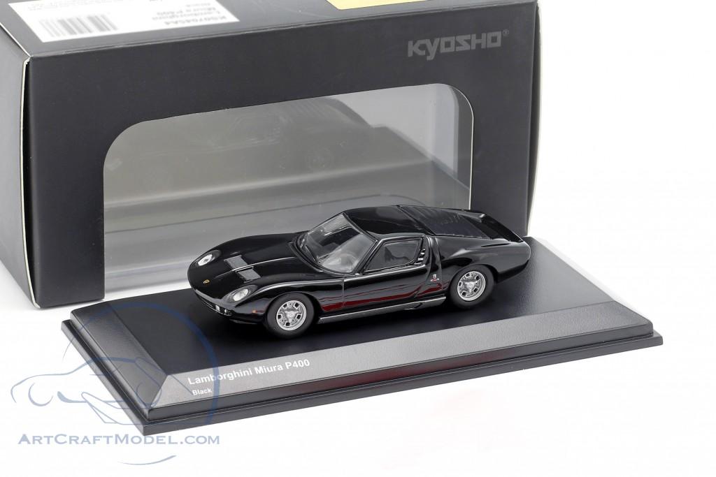 Lamborghini Miura P400 black