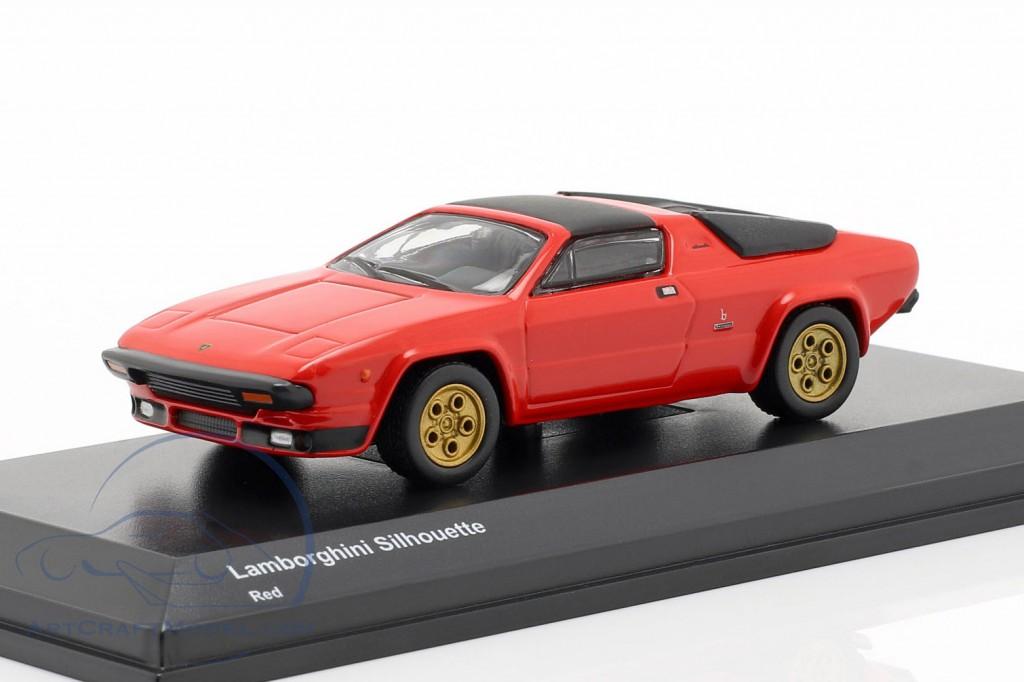 Lamborghini Silhouette red