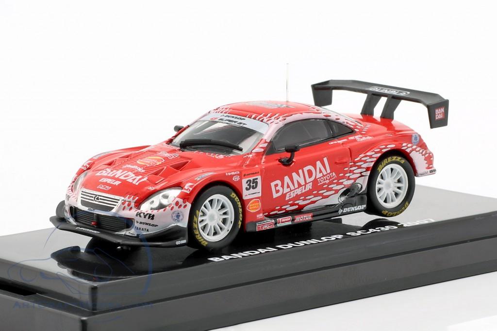 Lexus SC430 #35 Super GT Series 2007 Hattori, Dumbreck, Quintarelli