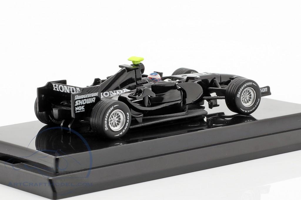 Jenson Button Honda RA107 #7 Test Car formula 1 2007