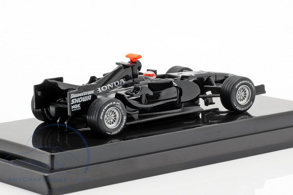 Christian Klien Honda RA107 Test Car formula 1 2007