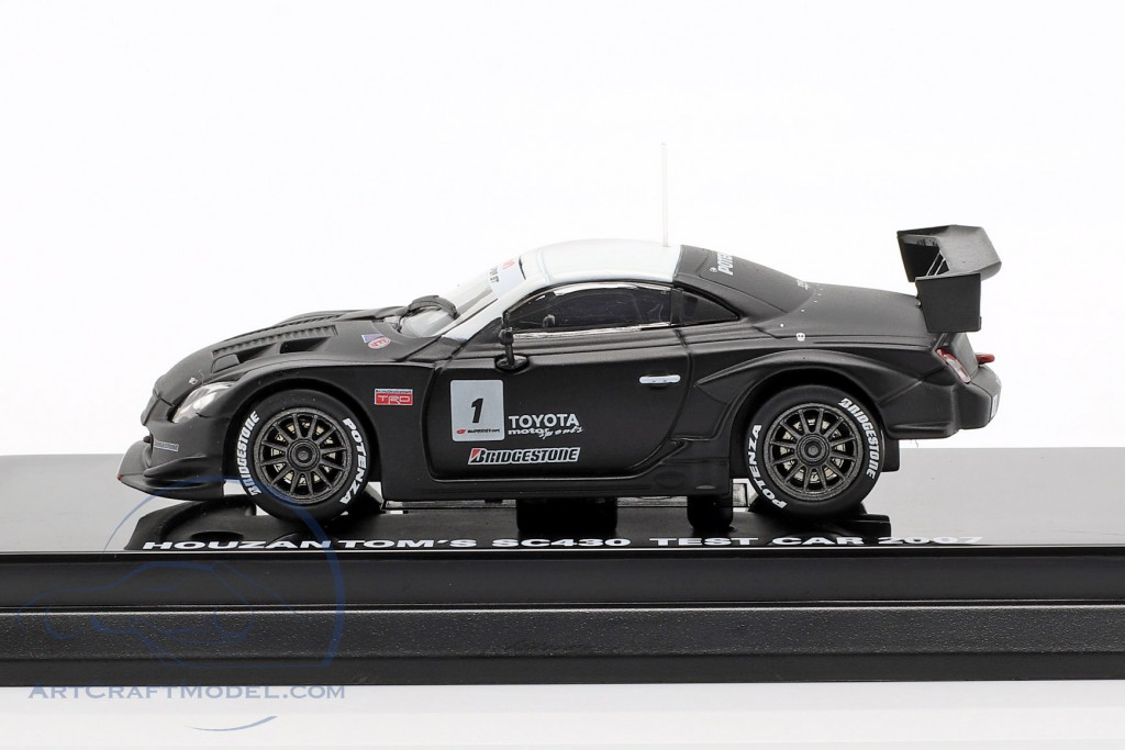 Lexus SC430 #1 Test Car Super GT Series 2007