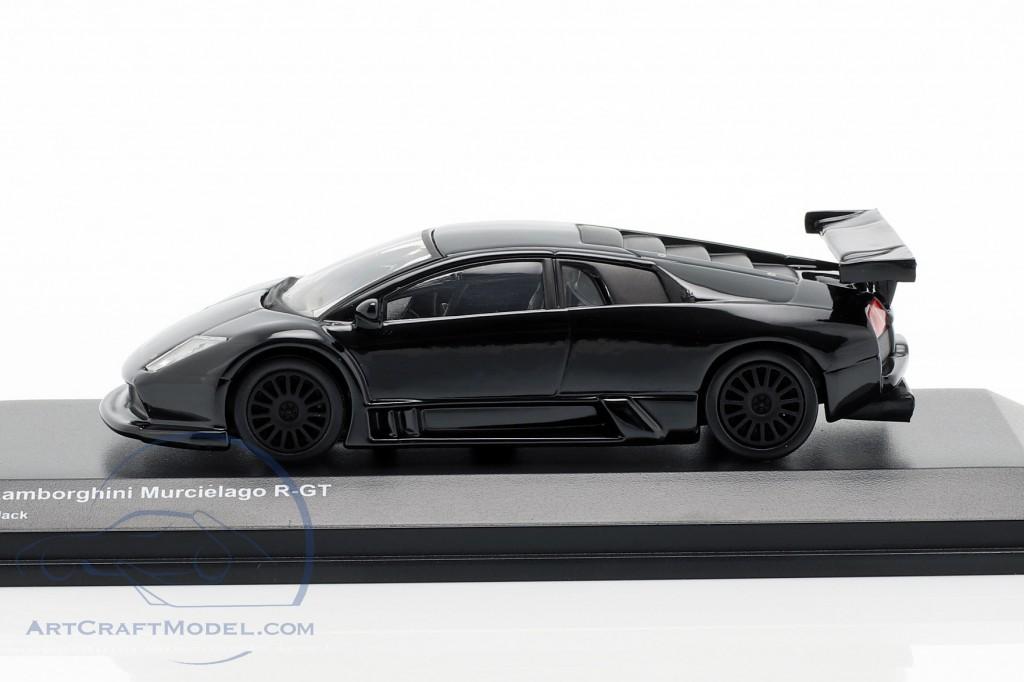 Lamborghini Murcielago R-GT black