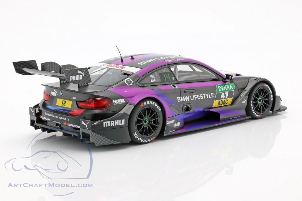 BMW M4 DTM #47 DTM 2018 Joel Eriksson