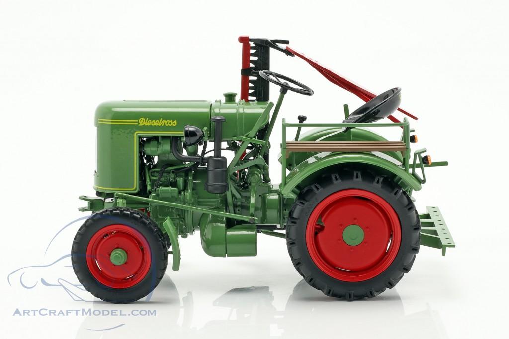 Fendt Dieselross F20G tractor green