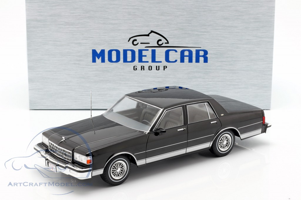 Chevrolet Caprice year 1987 black  Model Car Group