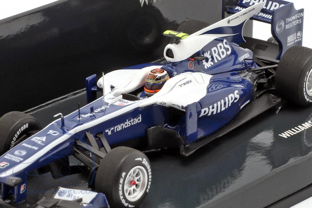 Nico Hülkenberg Williams FW32 #10 formula 1 2010