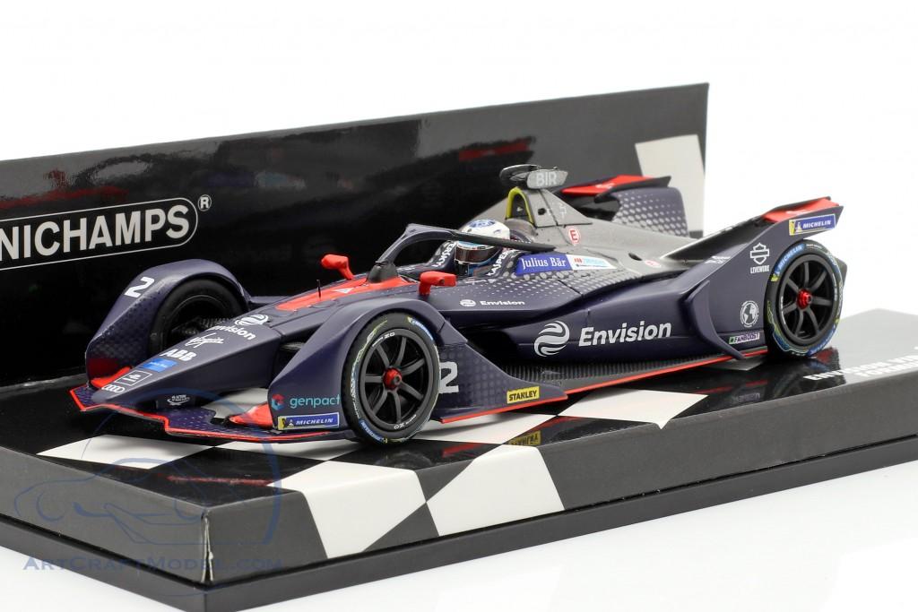 Sam Bird Audi e-tron FE05 #2 formula E season 2018/19