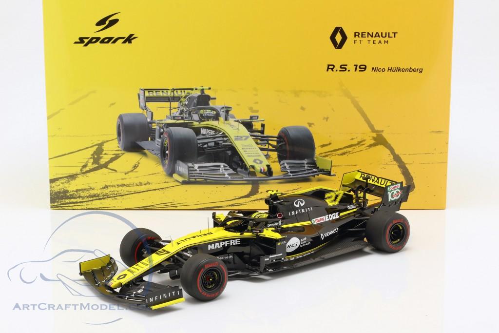 Nico Hülkenberg Renault R.S.19 #27 Australian GP formula 1 2019