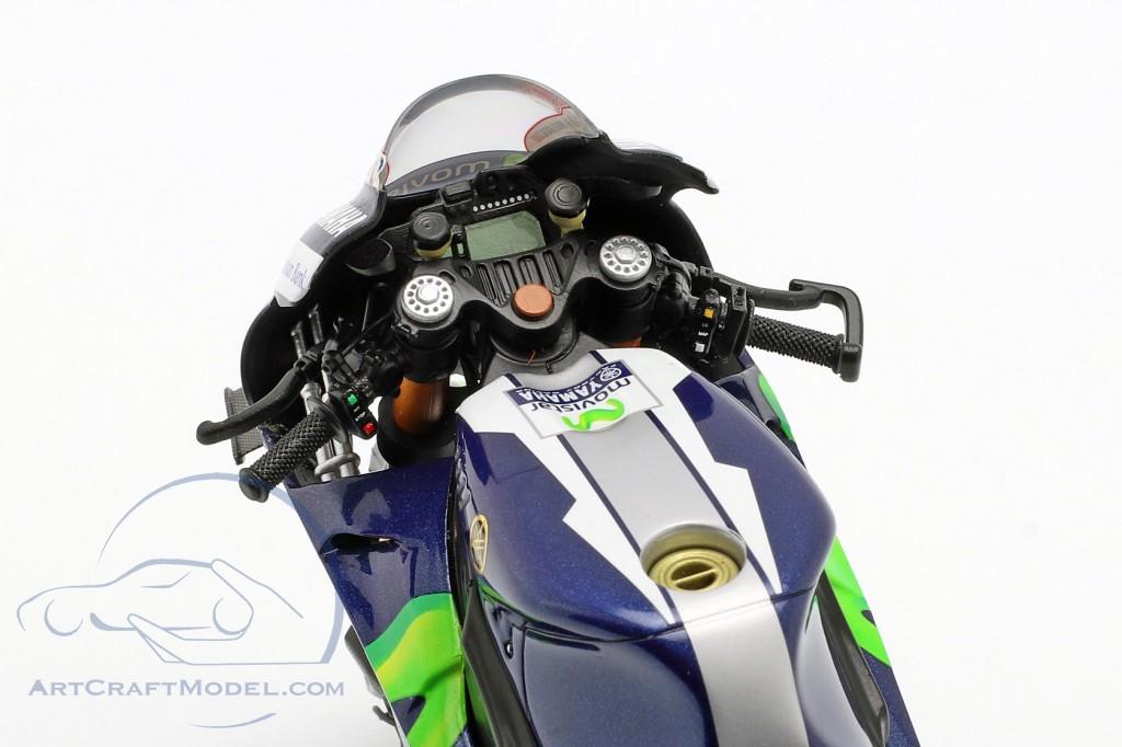 Jorge Lorenzo Yamaha YZR-M1 #99 Winner France MotoGP 2016