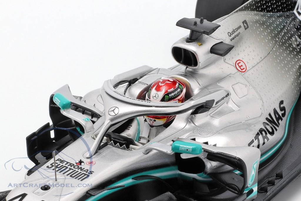 L. Hamilton Mercedes-AMG F1 W10 #44 Winner Chinese GP F1 2019