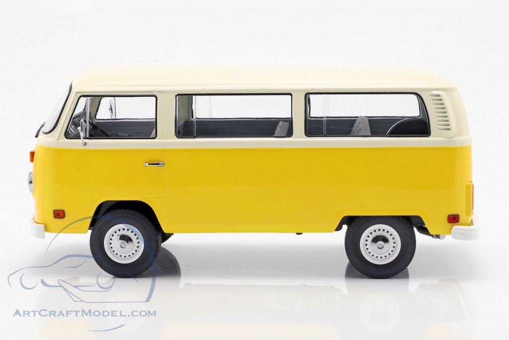 Volkswagen VW T2 Bus 1978 Movie Little Miss Sunshine (2006) yellow