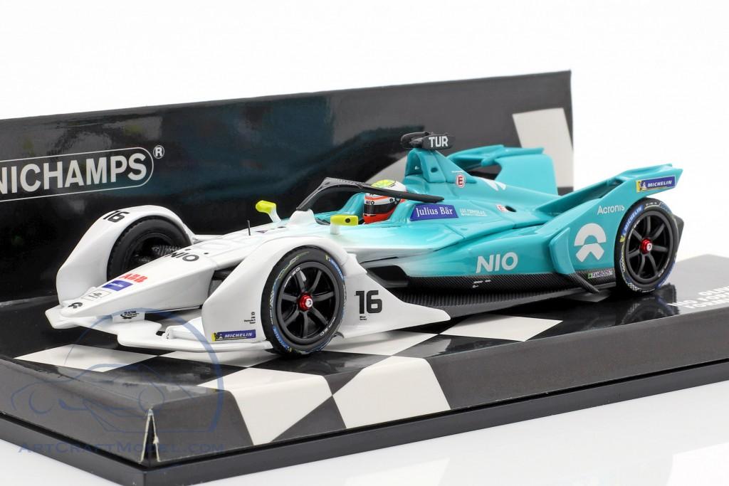 Oliver Turvey NIO Sport 004 #16 formula E Season 5 2018/19