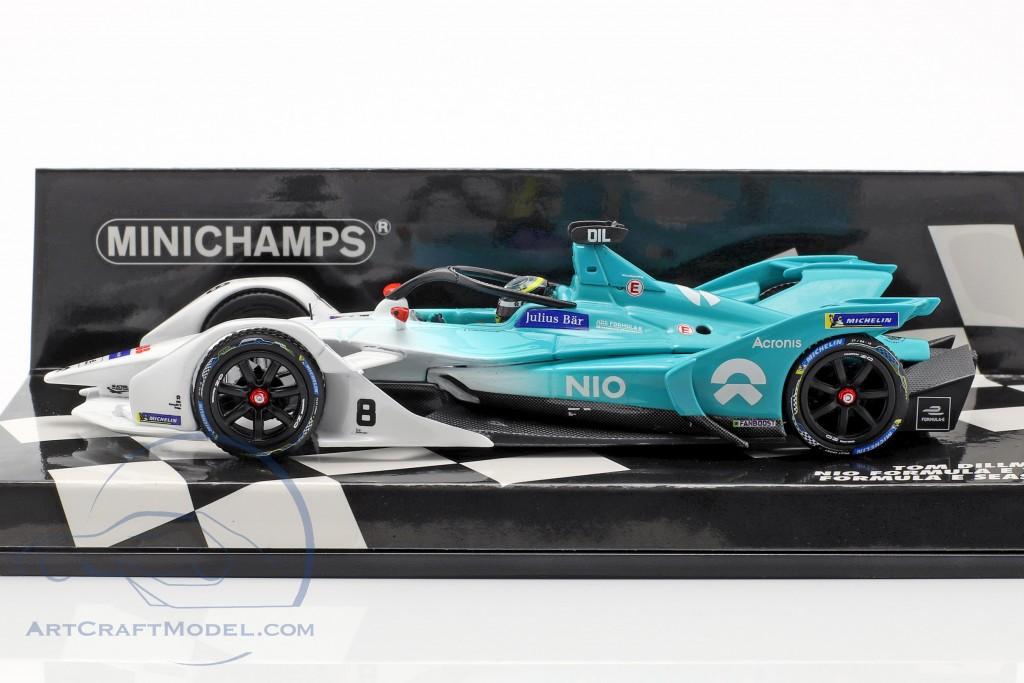 Tom Dillmann NIO Sport 004 #8 formula E Season 5 2018/19 1:43 Minichamps