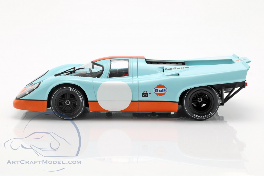 Porsche 917K Sportwagen WM 1970/ 71 Bell, Siffert, Redman, Attwood