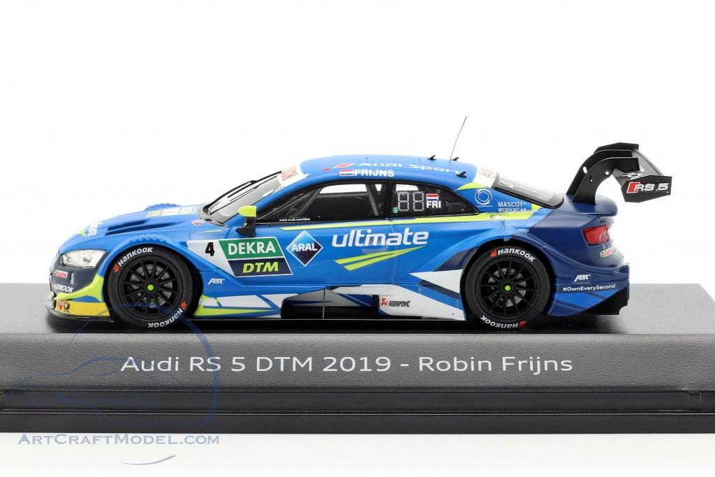 Audi RS 5 DTM #4 DTM 2019 Robin Frijns