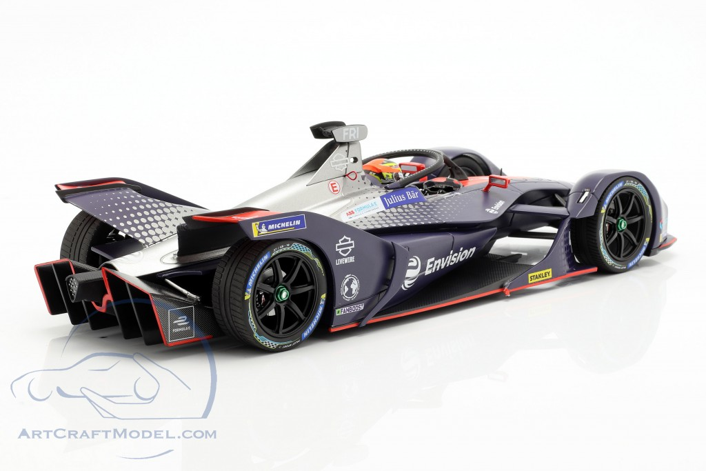 Robin Frijns Audi e-tron FE05 #4 formula E season 2018/19