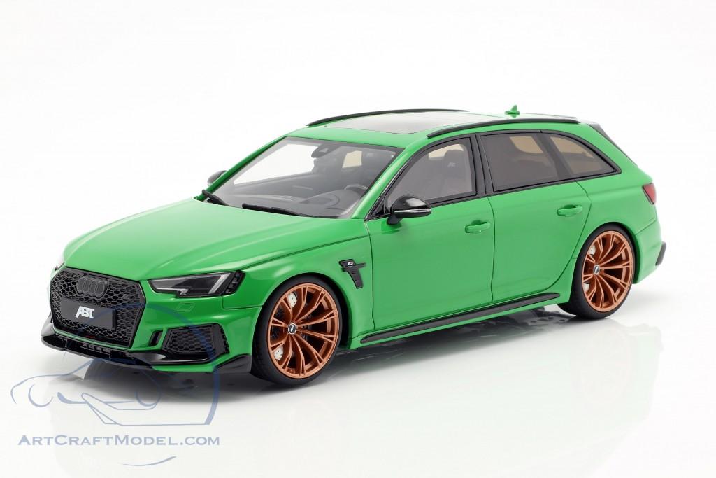 Audi ABT RS4  Avant grün  GT Spirit
