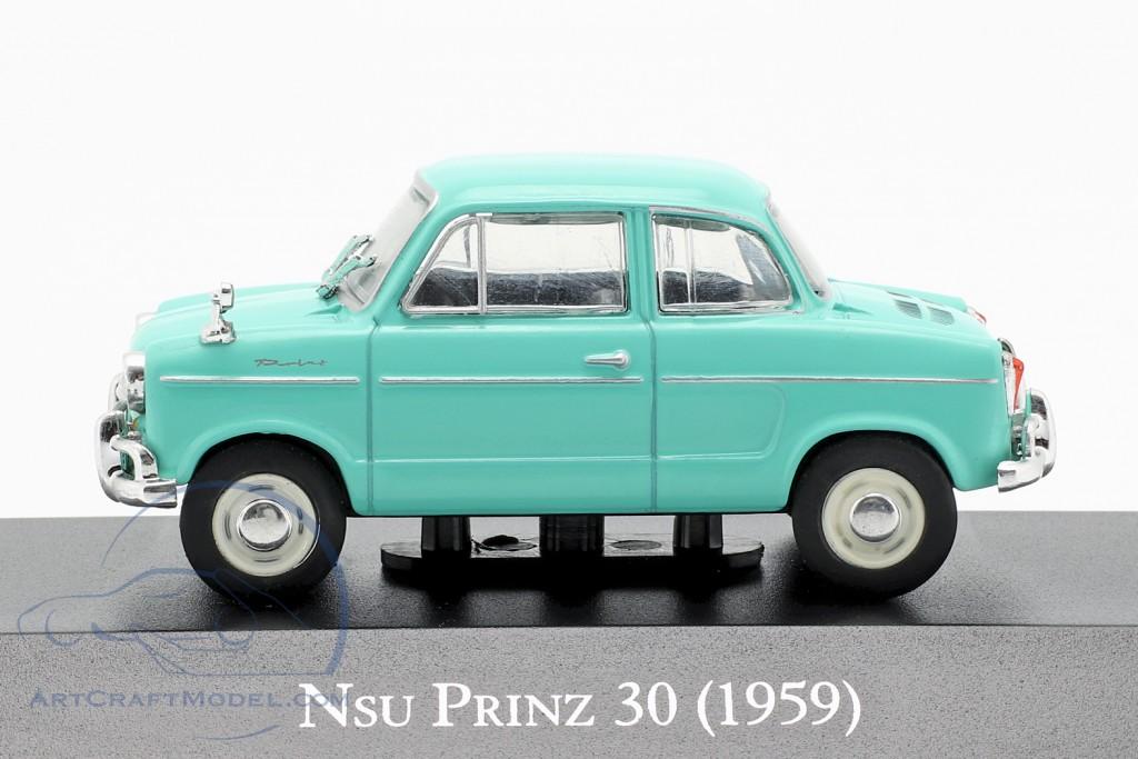NSU Prinz 30 year 1959 turquoise