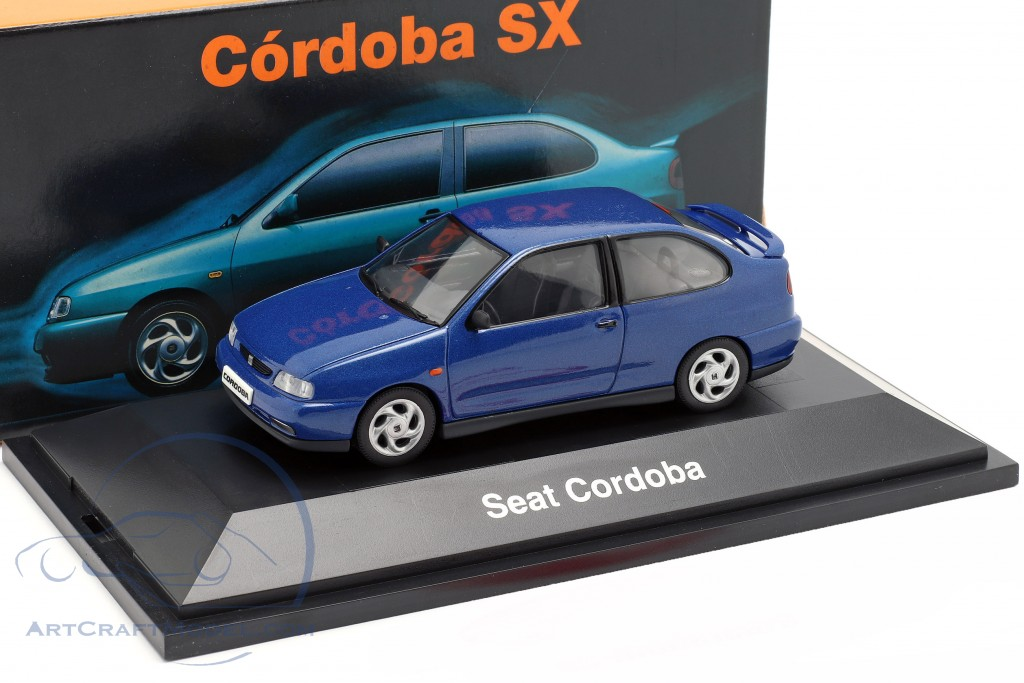 Cordoba SX year 1996 dark blue metallic