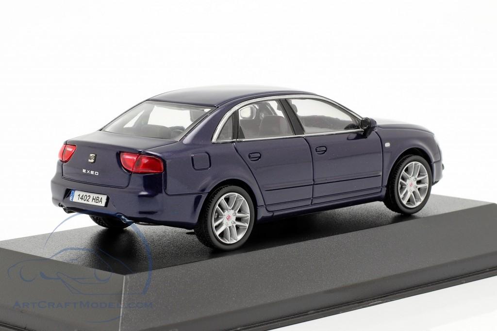 Exeo limousine ada blue metallic